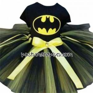 kostum anak lucu Dress Batman