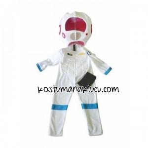 kostum anak lucu astronot