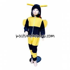 kostum anak lucu lebah