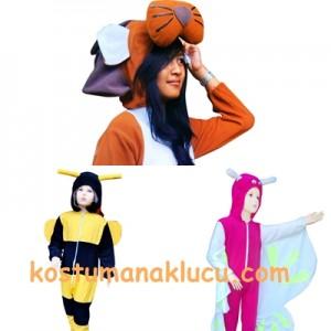 kostumanaklucu.com murah kosum binatang