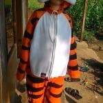 Baju Harimau
