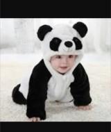 baju anak panda