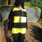 baju anak binatang lebah