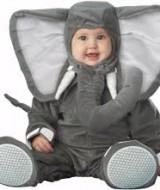 Kostum Anak binatang gajah