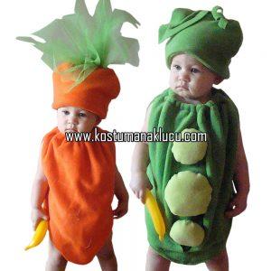 Kostum Sayuran