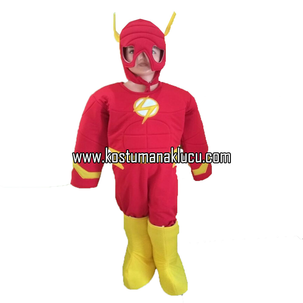 kostum super hero