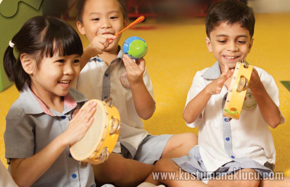 Keterampilan MUSIK ANAK untuk Perubahan Anak Usia Dini