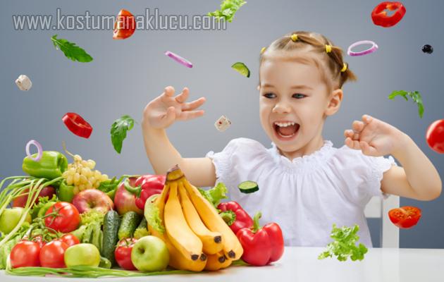 Nutrisi Perlu Untuk Anak