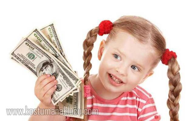 Cara Mengasyikkan Sampaikan Uang pada Anak
