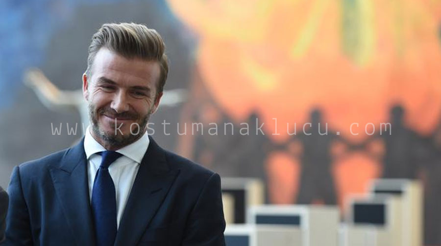 Buat Meleleh, Pembicaraan David Beckham serta Raja Bajak Laut