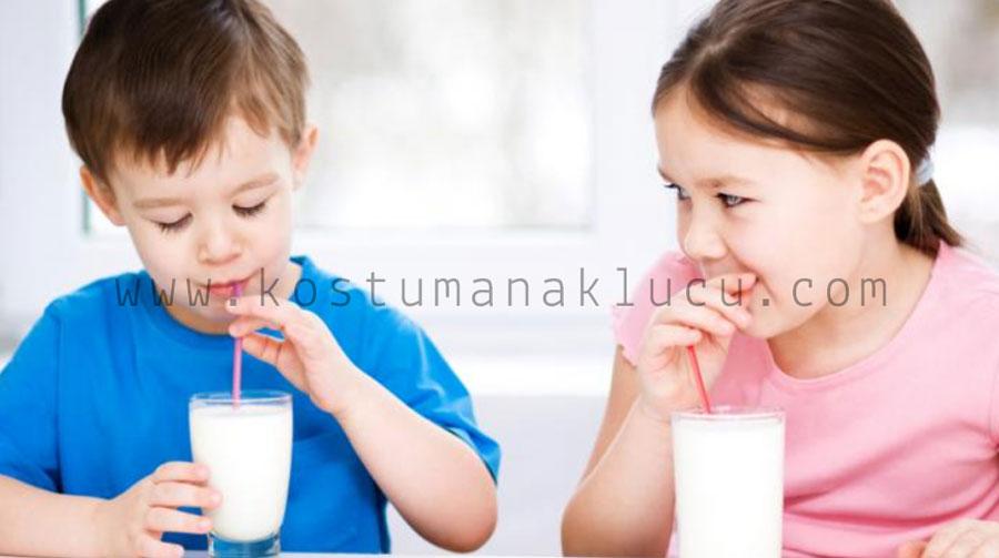 Sangat Banyak Minum Susu Cokelat, Tidak Bagus Untuk Anak
