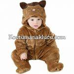 Jual Kostum Anak Lucu Beruang Coklat