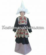 Jual Kostum Anak Lucu Adat Belanda