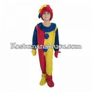 Jual Kostum Anak Lucu Badut