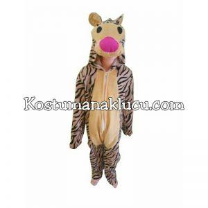 Jual Kostum Anak Lucu Binatang Harimau