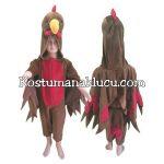 Jual Kostum Anak Lucu Binatang Ayam Jago
